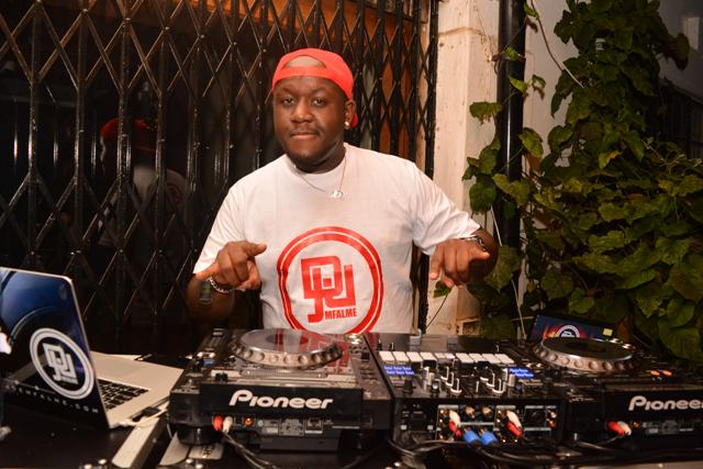 DJ Joe Mfalme on the decks at a past event. He announced his exit from Capital FM on January 19, 2021.