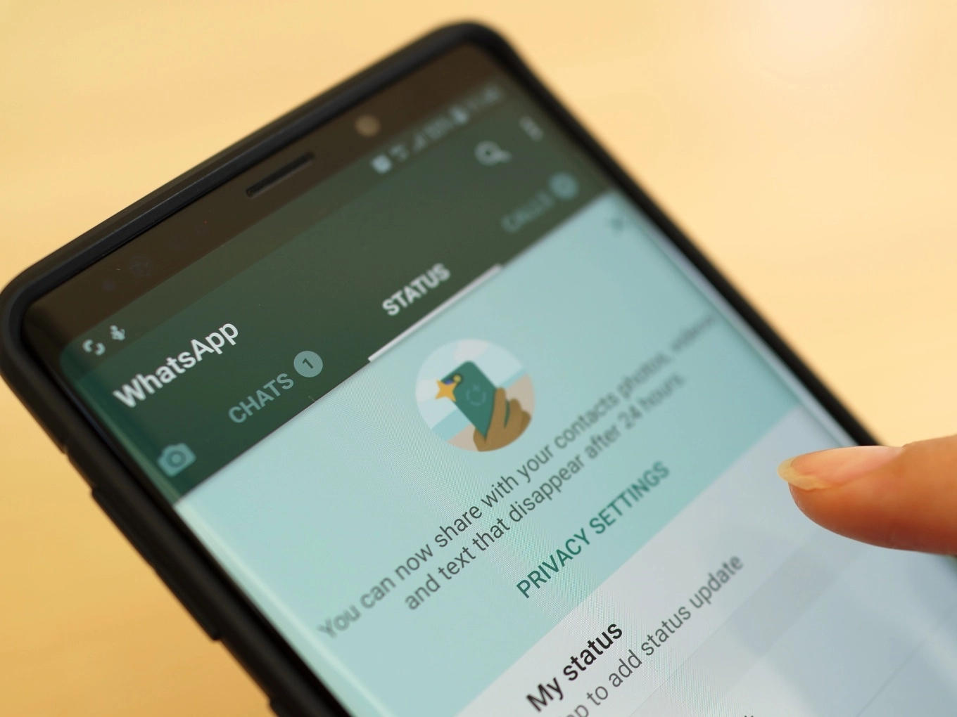 New Whatsapp privacy rules