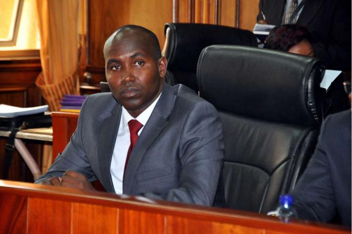 Samburu Senator Steve Lelegwe