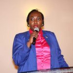Nairobi Deputy Governor nominee Ann Kananu Mwenda at a past forum. She was on January 15, 2021 vetted by the Nairobi County Assembly.