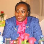 Ann Kananu Mwenda at a past event.