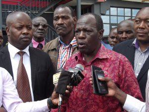 Juja MP FranciJuja MP Francis Munyua Waititu during a past public appearances Munyua Waititu during a past public appearance