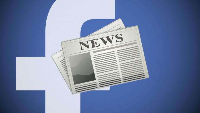 Facebook journalists registration