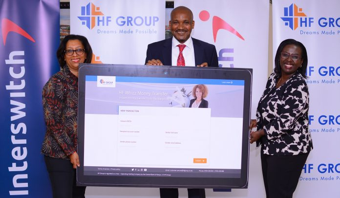 HF-INTERSWITCH PARTNERSHIP - FH international money transfer