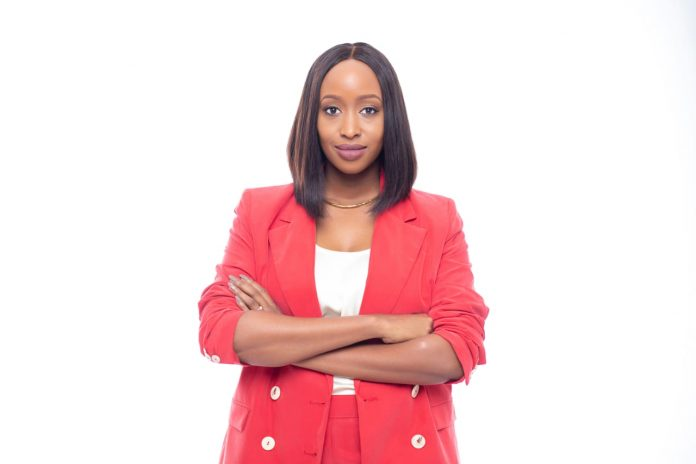 Former Citizen TV anchor Janet Mbugua. She has joined the cast of Showmax drama Monica.