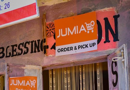 Jumia Pick-up Station