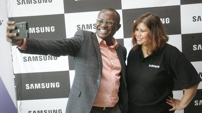 Samsung Smartphone Experience www.businesstoday.co.ke