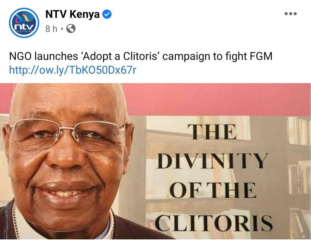 a dopt a clitoris campaign