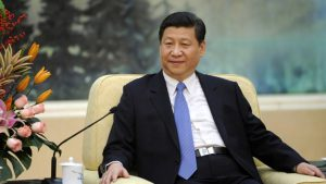 Chinese President Xi Jinping at a past event