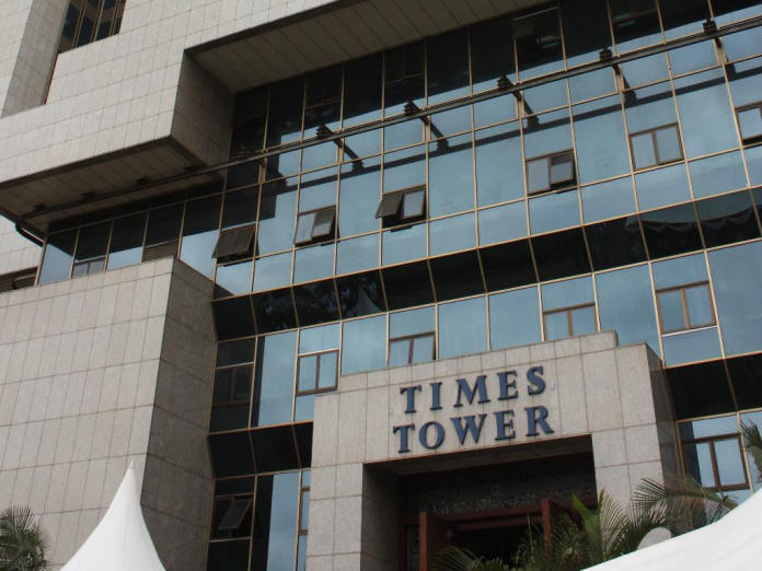 KRA Commissioners at Time Tower Nairobi