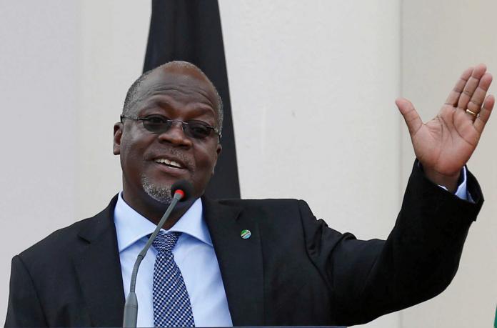President Magufuli dead