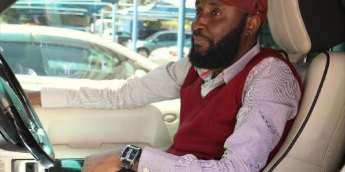 Sacked Radio Africa Presenter Shaffie Weru. He is seeking over Ksh21 million from the firm claiming unlawful termination.