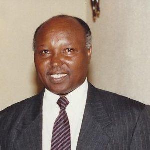 Former Kenya Seed Company CEO Nathaniel Tum