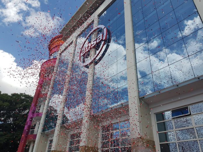 Absa Bank Headquarters in Nairobi. The recently rebranded bank recorded a strong performance despite a tough operating environment in the past full financial year.