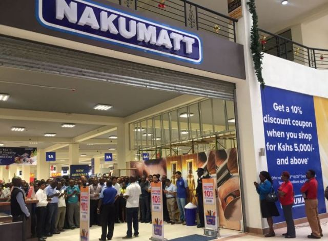 A Nakumatt store before the chain's collapse in January. Atul Shah insists that banks gave him loans while targeting his properties and were reluctant to support the chain's turnaround strategy.