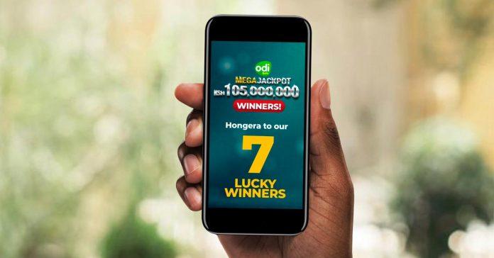 Odibets mega jackpot winners 2021 1