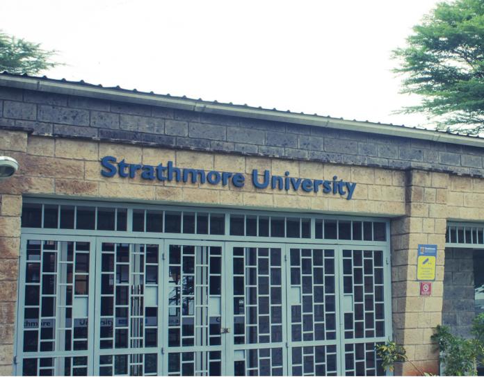Strathmore University blockchain training in Kenya