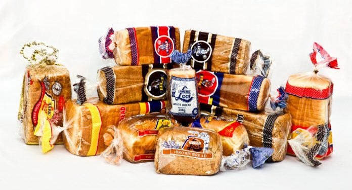 Various Supaloaf products. A 400g loaf of Supaloaf is currently retailing at Ksh55, up from Ksh50