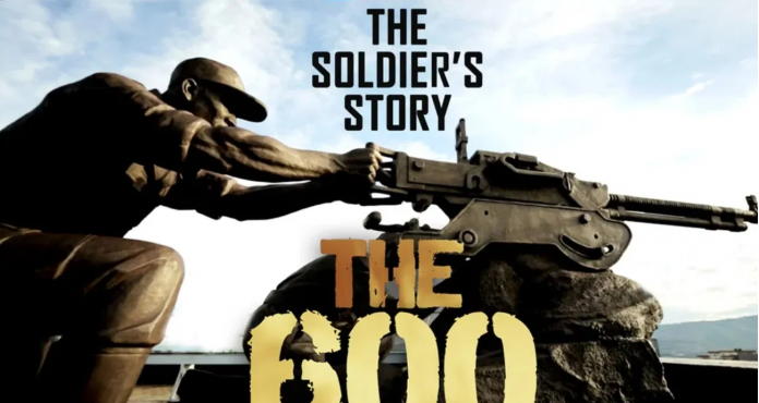 The 600 soldiers story