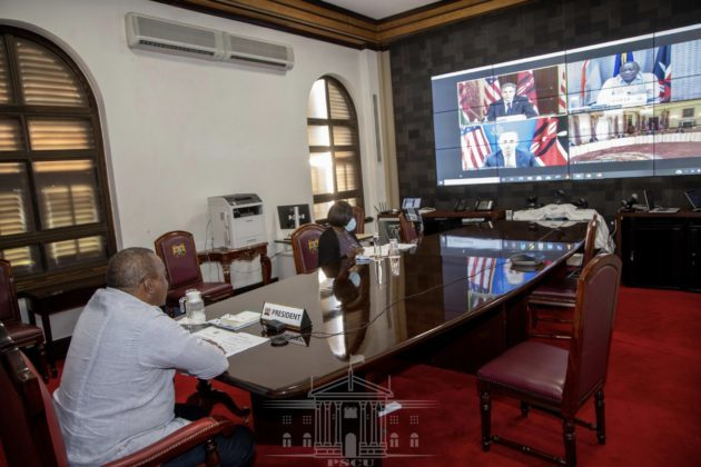 US Secretary of State Anthony Blinken confirmed that anti-corruption reforms featured in his virtual talks with President Uhuru Kenyatta on April 28, 2021.
