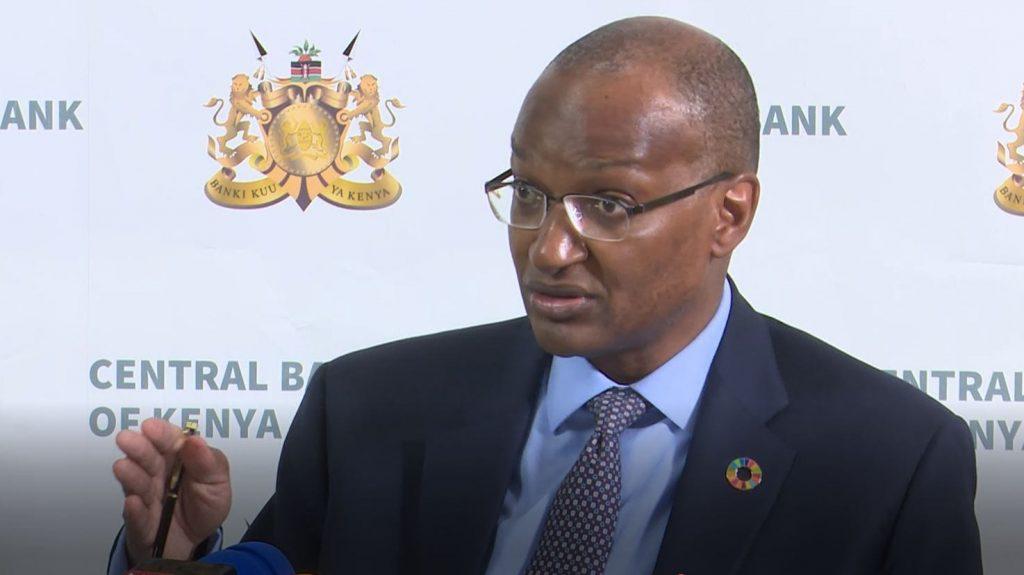Central Bank of Kenya (CBK) Governor Paul Njoroge. In 2020, commercial banks restructured loans totaling Ksh1.38 Trillion.