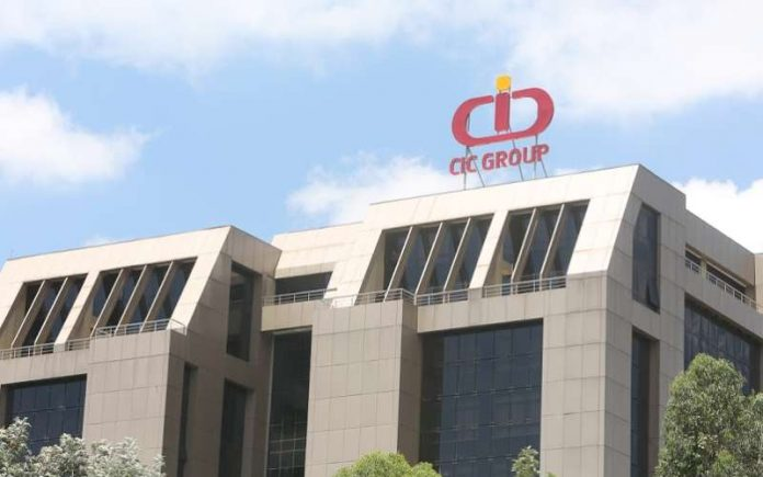 CIC Group Headquarters in Nairobi. The firm was feted at the 2021 Global Banking & Finance Awards.