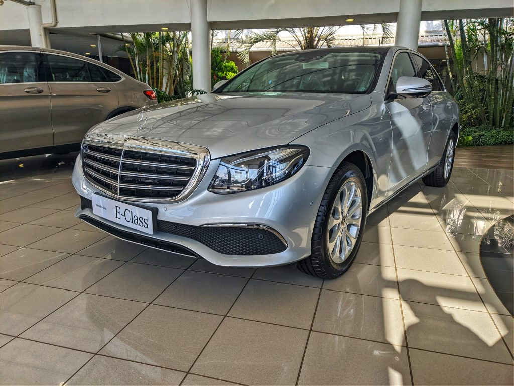 The resilience of the Mercedes Benz brand in Q1 2021 meant dealer DT Dobie had 62% market share in the luxury car segment.