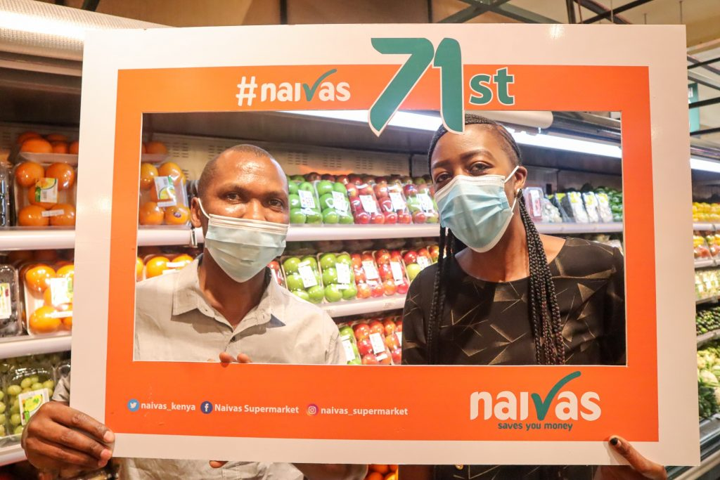 Naivas Chief Commercial Officer Willy Kimani hinted at further expansion into the South Rift region.