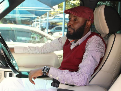 Former Homeboyz Radio presenter and Programmes Controller Shaffie Weru. The revelation of his salary in a demand letter set tongues wagging.