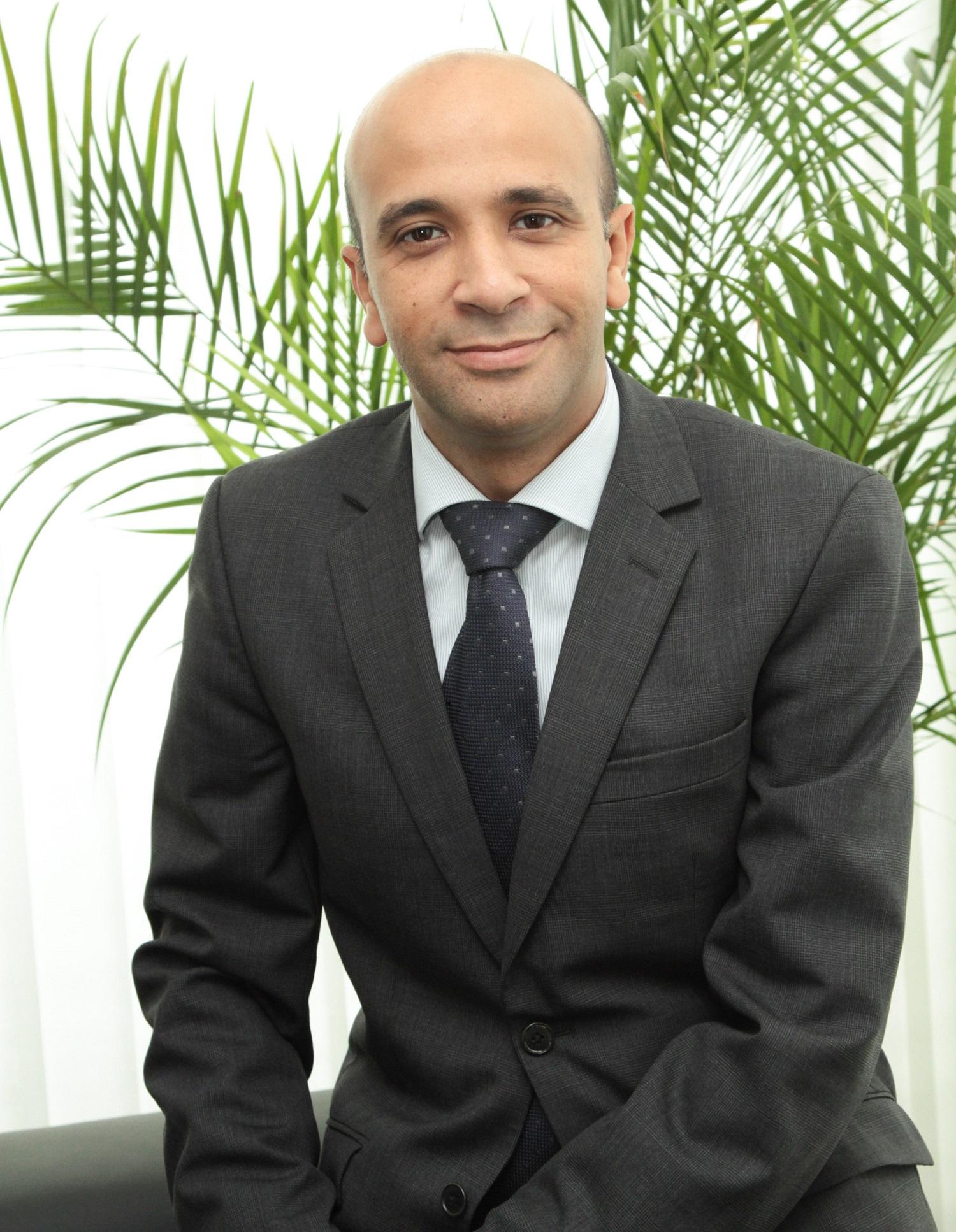 Amine El Kernighi CEO of Allianz Senegal