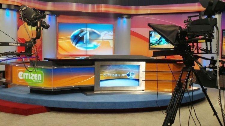 Citizen TV presenters