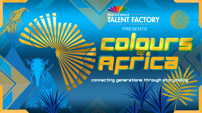 Colours of Africa Film Series