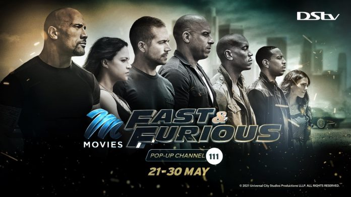 Fast and Furious M-Net Movies
