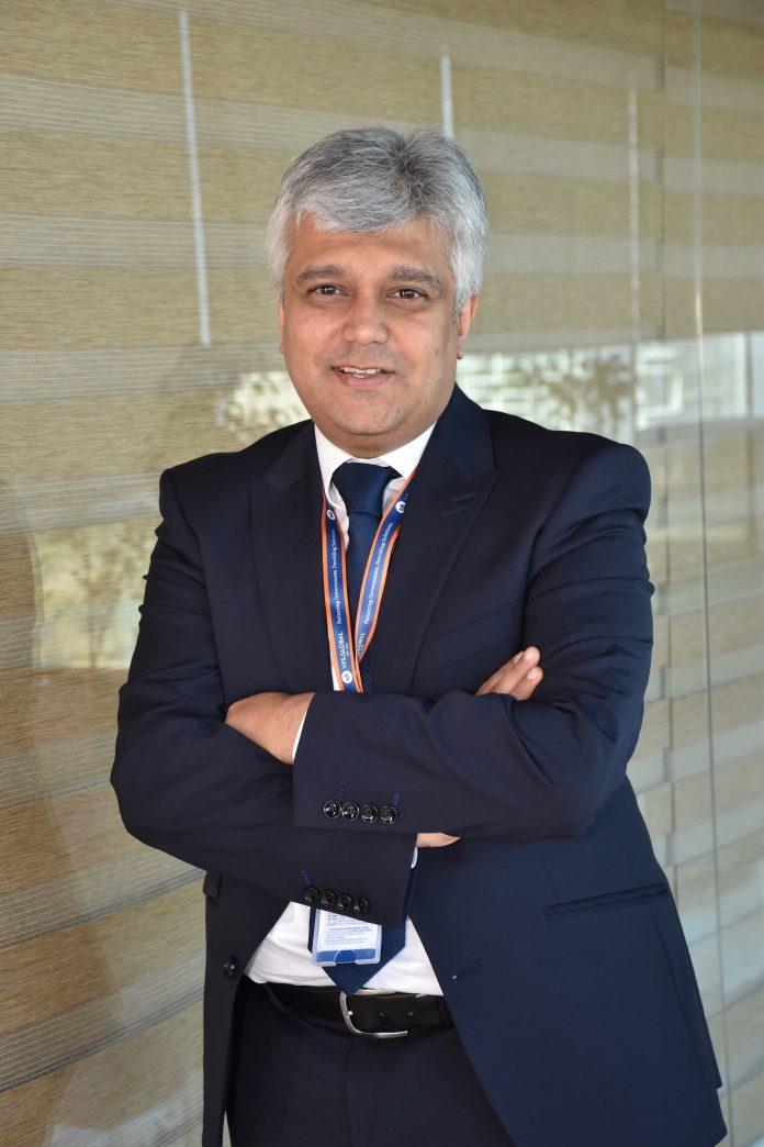 Jiten Vyas - Regional Group COO at VFS Global