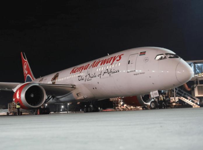 KQ domestic flights