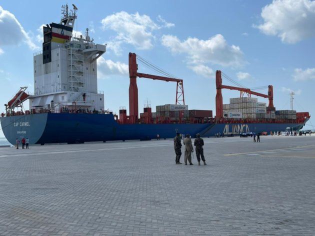 Lamu Port 1