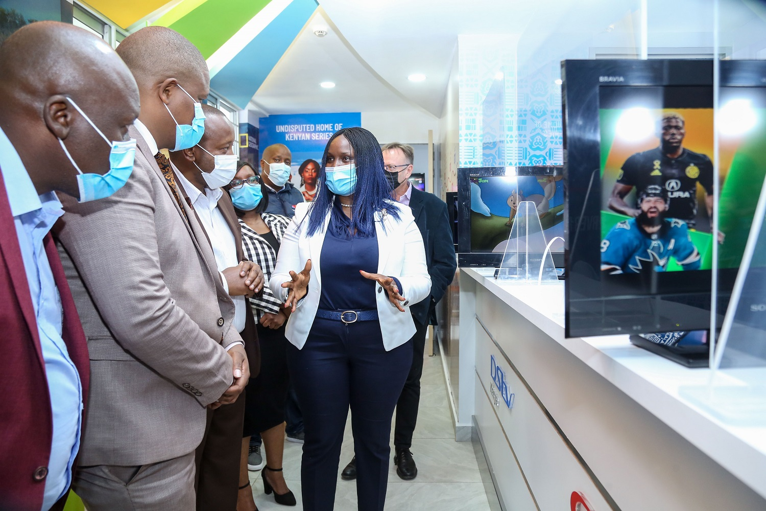 Multichoice Rongai Branch launched