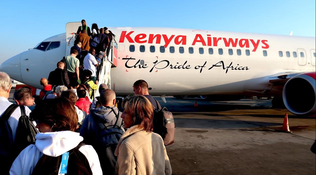 Kenya Visa application