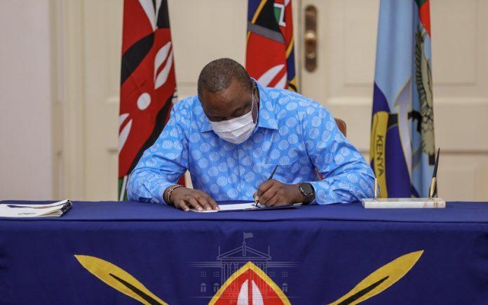Uhuru lifts lockdown in 5 counties