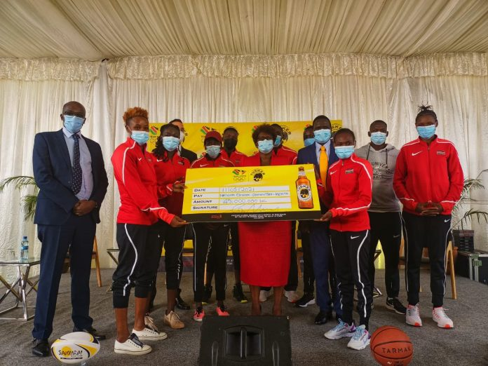 Kenya Breweries Limited (KBL) through their Tusker brand will be Team Kenya's Official Sponsor at the Tokyo Olympics, which will be held from to be held from 23 July to 8 August 2021.