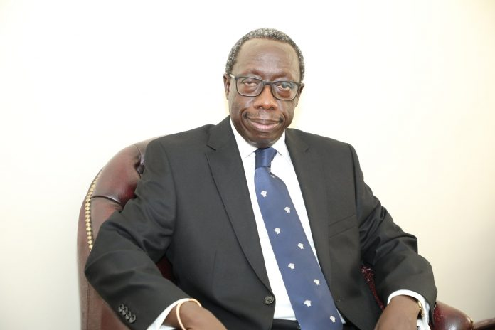 Justice William Ouko. His track record in the Judiciary includes the Ouko Report, which included many proposals incorporated in the 2010 Constitution changing the institution.