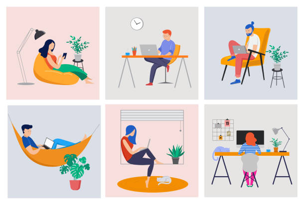 Now more than ever, businesses need to foster a digital culture that encourages employees to engage and succeed regardless of where they work from. [Image: ma_rish/iStockPhoto]
