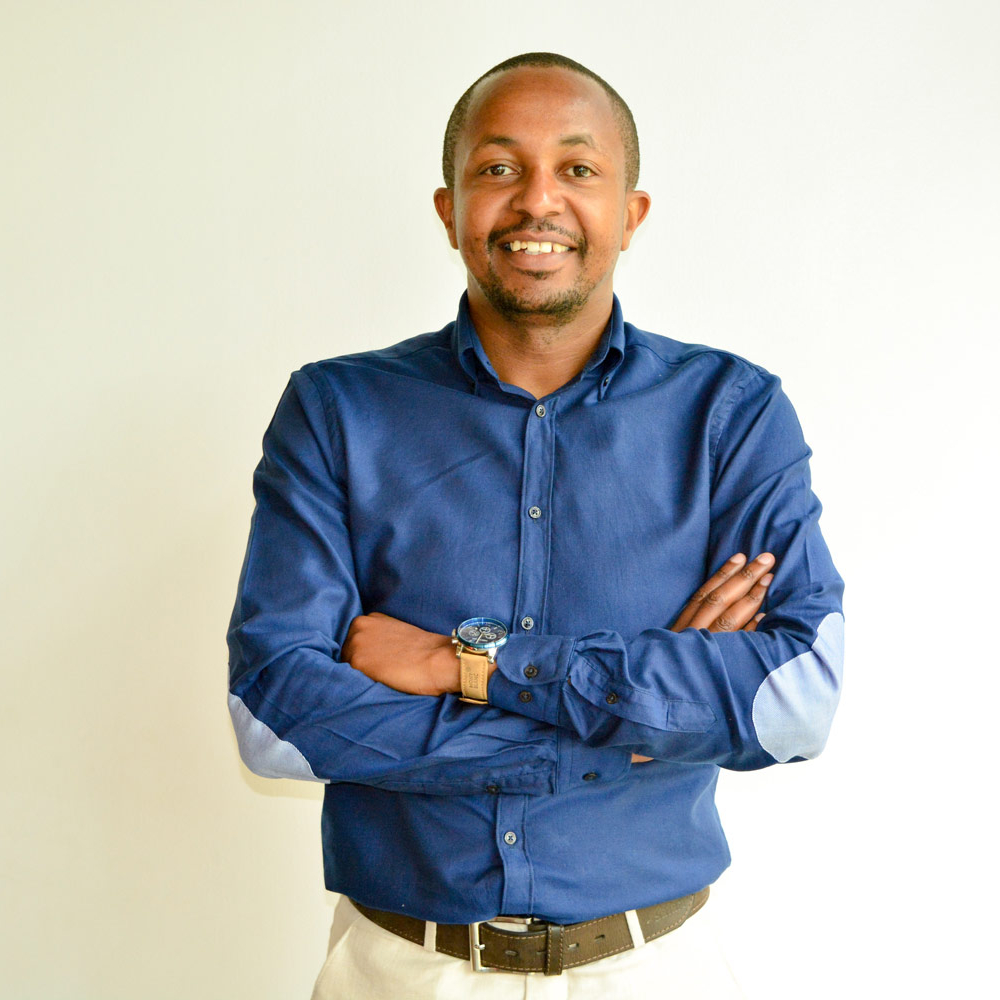 Communications consultant Julian Macharia. He was instrumental in setting up many of the popular radio stations under the RMS umbrella. [Photo/ Well Made Strategy]