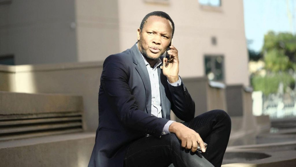 Nkosana Makate. He came up with the idea of the 'Please Call Me' service while working as a Junior Accountant for Vodacom in South Africa.