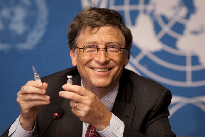 Bill Gates and covid19 pandemic