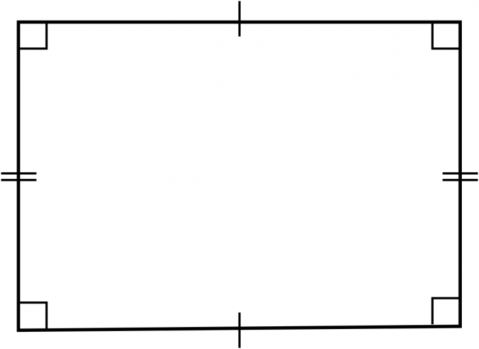 How to calculate area of a rectangle