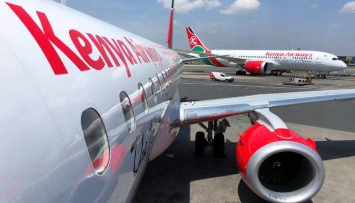 Kenya Airways held its Annual General Meeting (AGM) virtually on June 25, 2021. [Photo/ Africa Report]