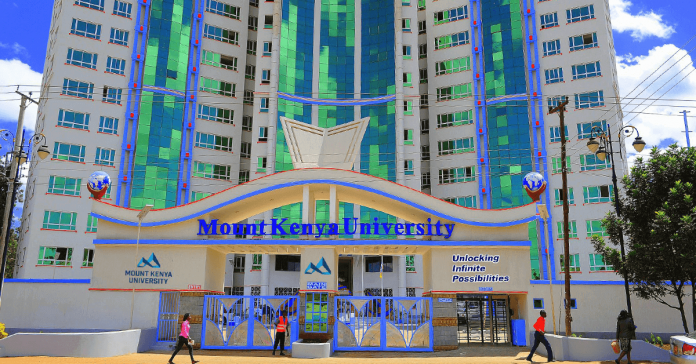 The Principal in charge of School Affairs at Mount Kenya University (MKU), Peter Waweru, announced measures the institution had taken in response to the killing of a student by her lover over alleged infidelity.