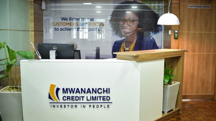 Mwananchi Credit branches