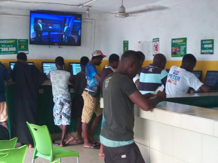 Online sports betting in africa photos